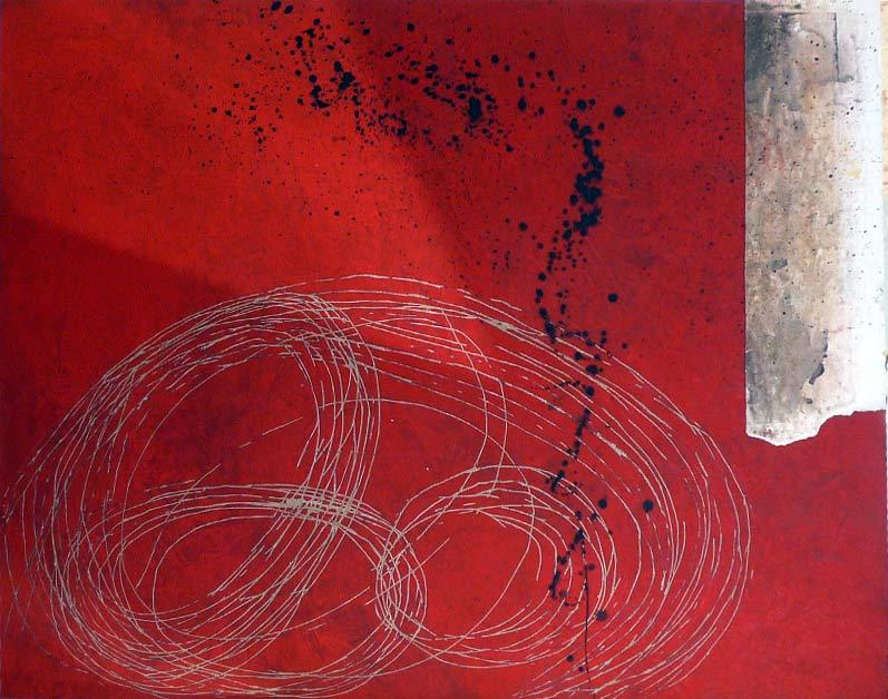 Malschule Reis - Collage Kunstkurs